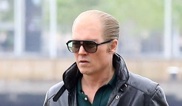 Johnny Depp Films A Violent Scene For 'Black Mass'