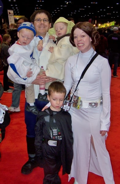 star wars family (391×600)
