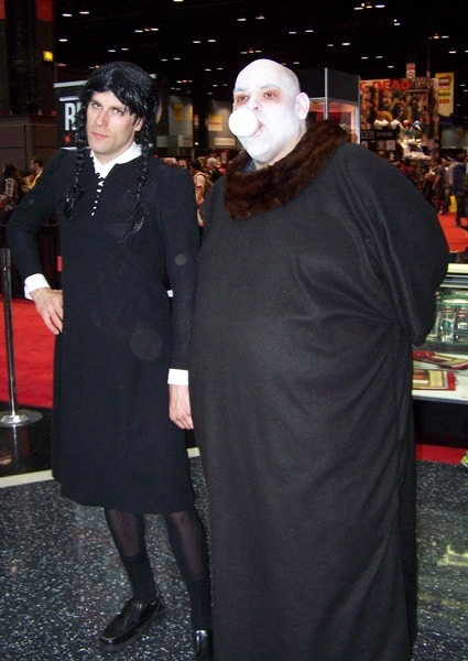 wednesday and uncle fester