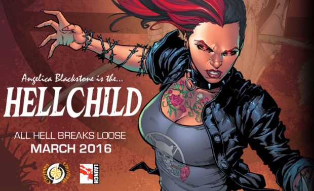 "PopCultHQ Comic Book Review – ""Hellchild"" #2 from Zenescope"