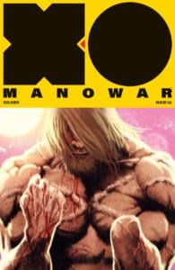 X-O Manowar Icon Variant by KAARE ANDREWS