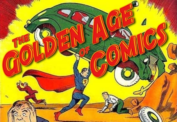 Golden Age of Comics feature