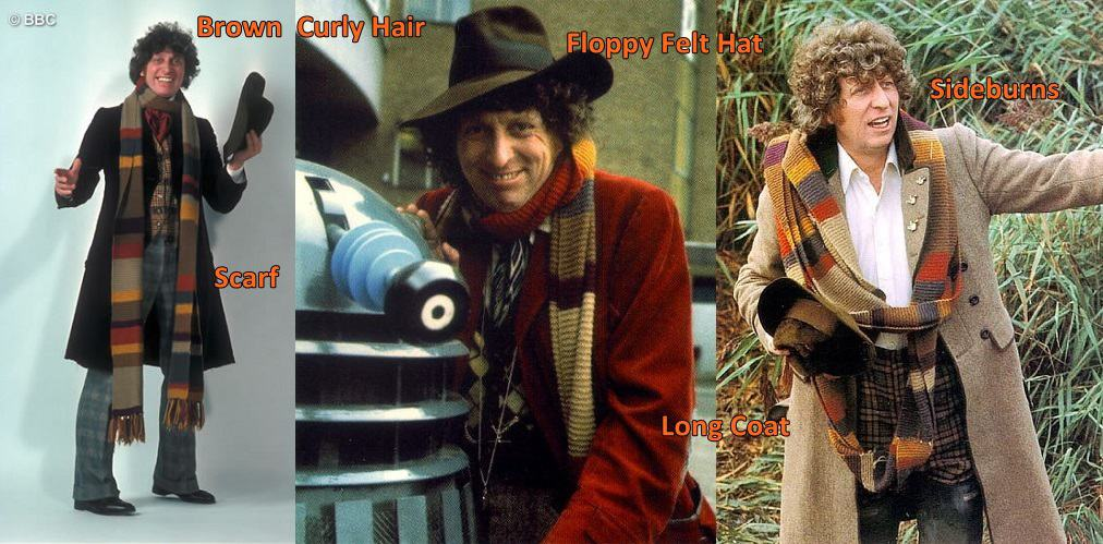 4th doctor costume