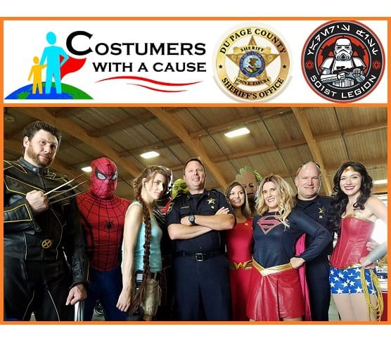 Dupage County Safety Fair feature