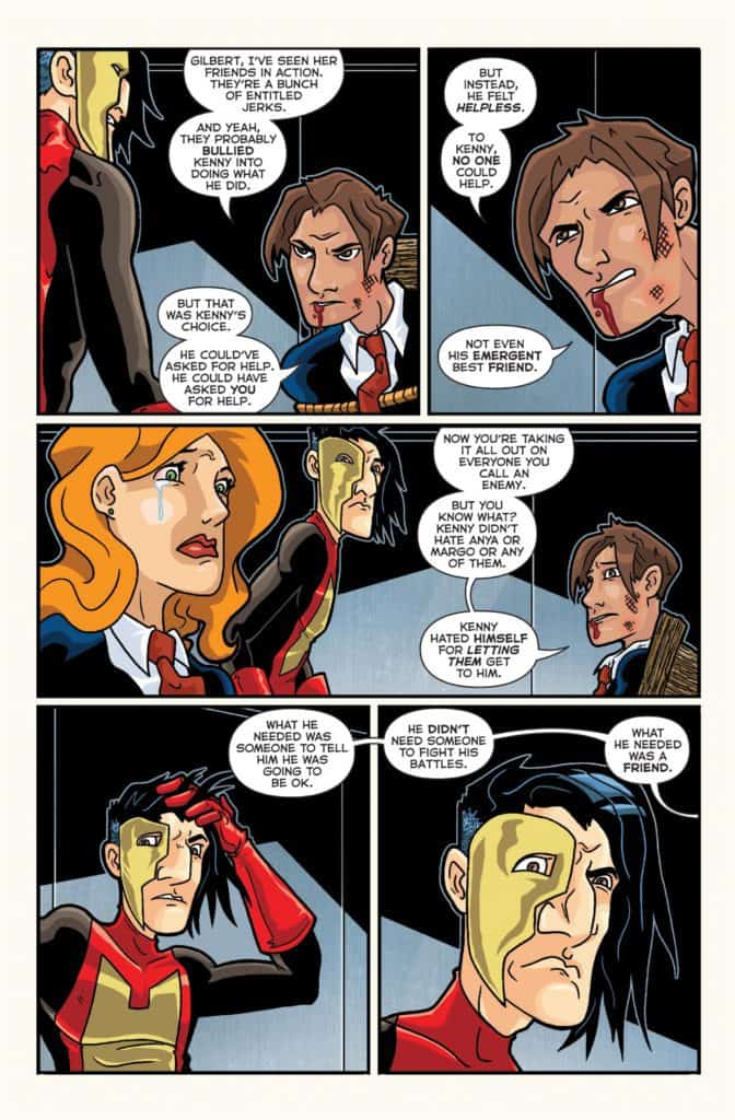 Actionverse #3 featuring Stray Page 4