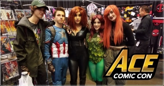 ACE Comic Con Arizona