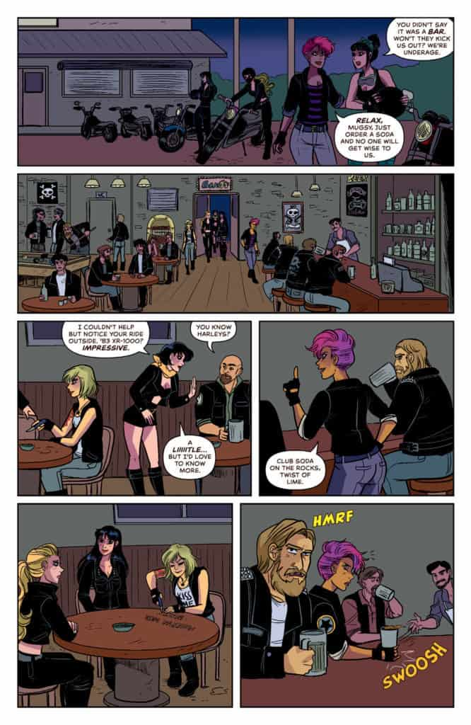 Betty and Veronica - Vixens #3