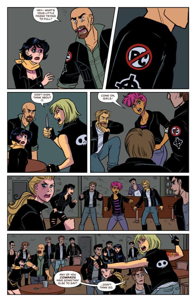 Betty and Veronica: Vixens #3
