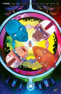 ETERNITY #4 - Variant Cover by Jeffrey Veregge