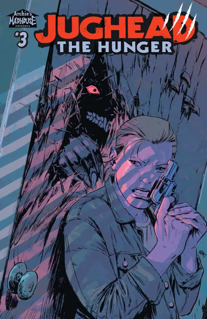 Jughead: The Hunger #3 - Main Cover by Adam Gorham