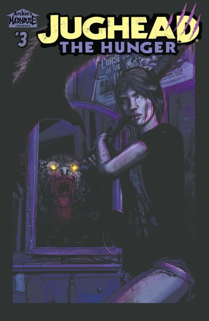 Jughead: The Hunger #3 - Variant Cover by T. Rex