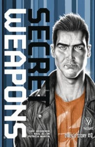 SECRET WEAPONS: OWEN'S STORY #0 – Variant Cover by Leif Jones