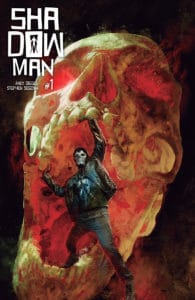 SHADOWMAN (2018) #1 – Cover B by Renato Guedes