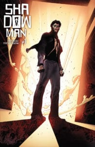 SHADOWMAN (2018) #1 – Shadowman Icon Variant by Travel Foreman