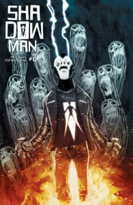 SHADOWMAN (2018) #2 – Shadowman Icon Variant by Ben Templesmith