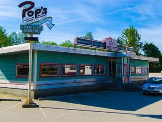The Pop's Chock'lit Shoppe set in Vancouver, Canada
