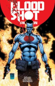 Bloodshot Salvation #9 - Bloodshot Icon Variant by Shane Davis