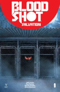 Bloodshot Salvation #9 - Variant Cover by Juan Jose Ryp