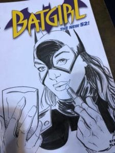 Batgirl by Kiley Beecher at WW St Louis 2018