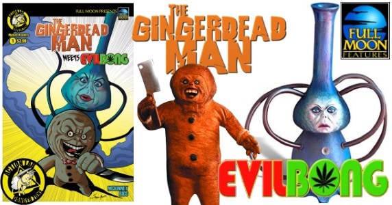 Gingerdead Man Meets Evil Bong #1