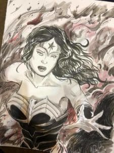 Wonder Woman by Kiley Beecher at WW St Louis 2018