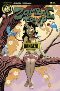 Zombie Tramp #44 Cover D