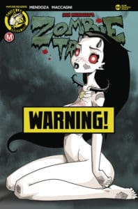 Zombie Tramp #44 Cover F