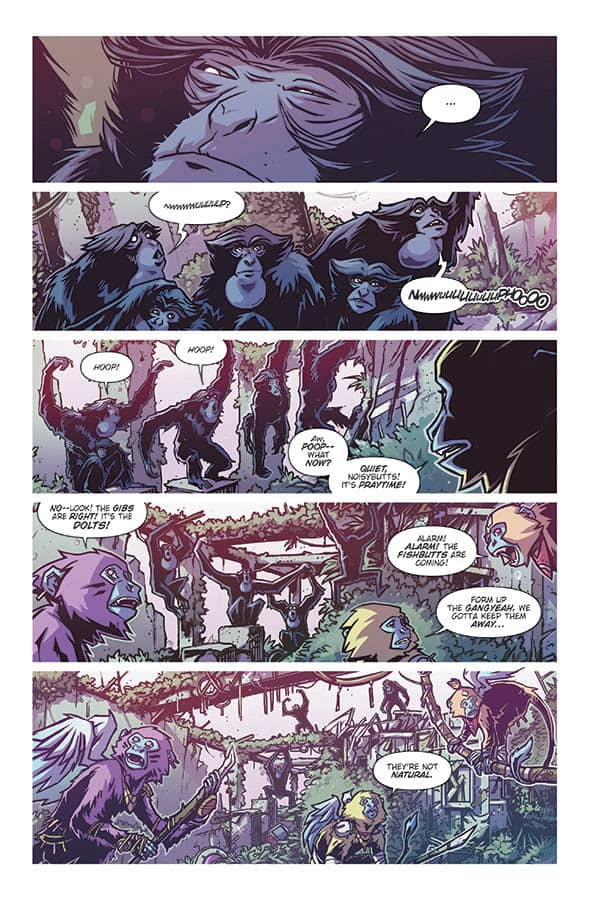 ANGELIC Vol. 1 TPB – page 1