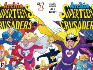 ARCHIE SUPERTEENS VS. CRUSADERS #1