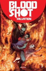 Bloodshot Salvation #7 – Cover C by Renato Guedes