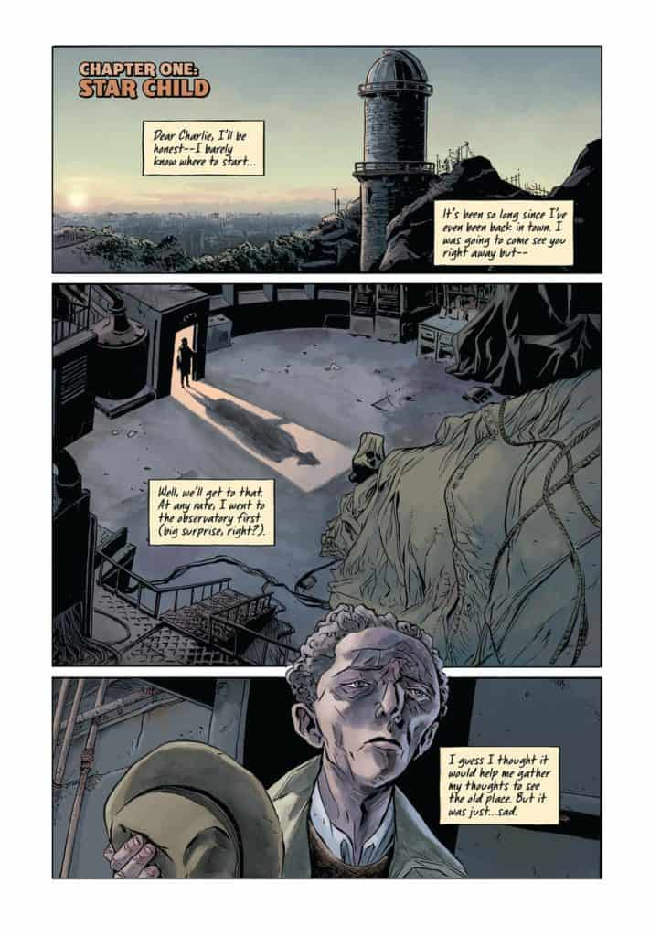 Doctor Star & The Kingdom of Lost Tomorrows #1 Preview Page 1
