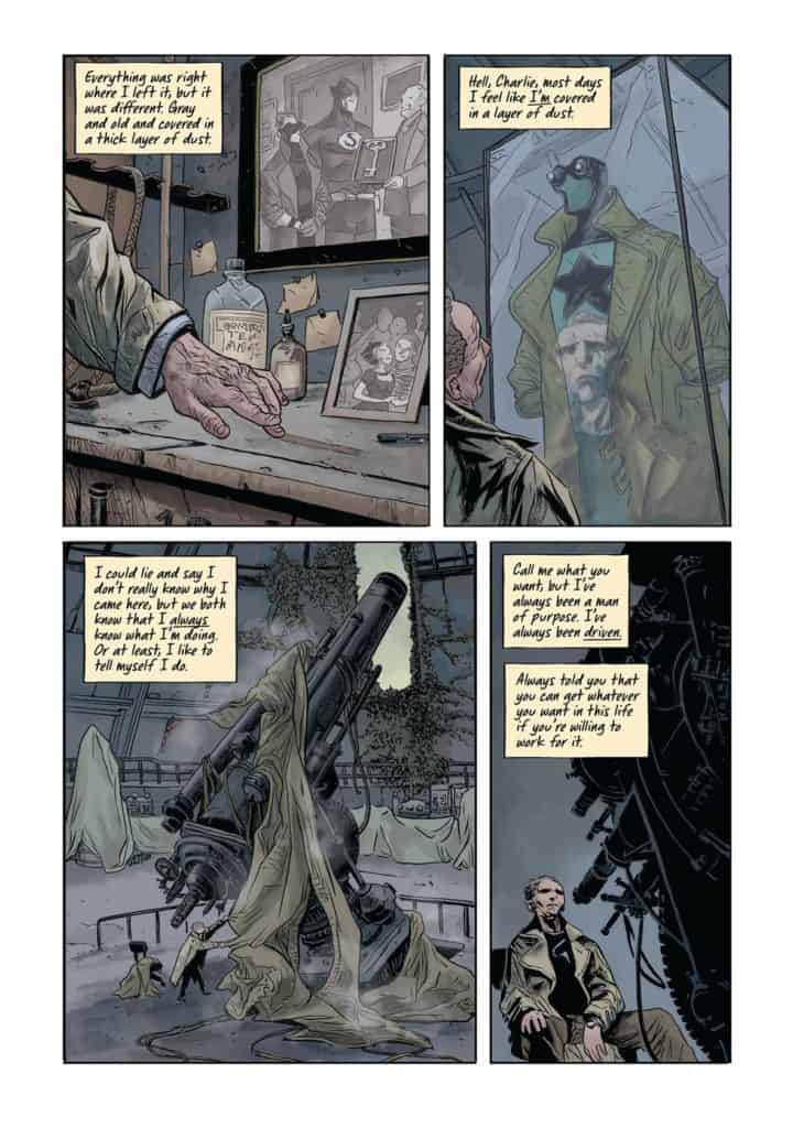 Doctor Star & The Kingdom of Lost Tomorrows #1 Preview Page 2