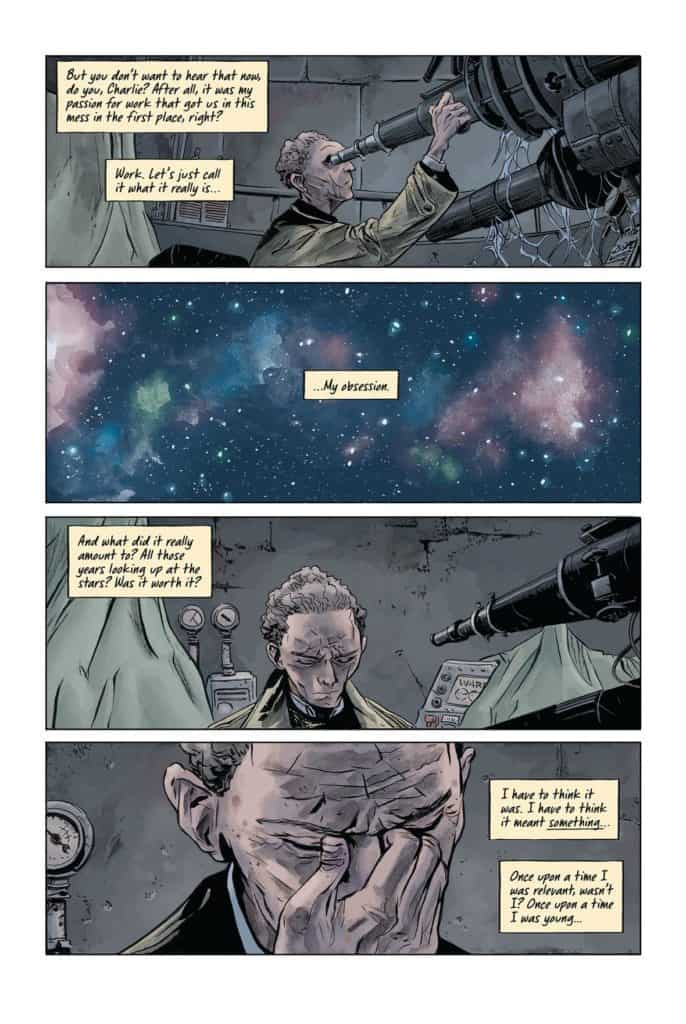 Doctor Star & The Kingdom of Lost Tomorrows #1 Preview Page 3