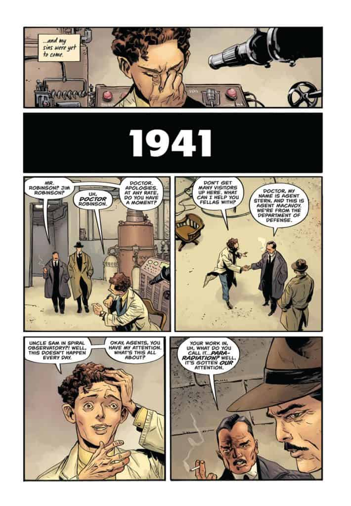 Doctor Star & The Kingdom of Lost Tomorrows #1 Preview Page 4
