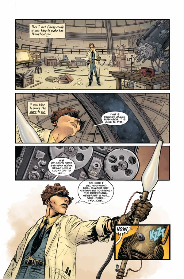 Doctor Star & The Kingdom of Lost Tomorrows #1 Preview Page 8