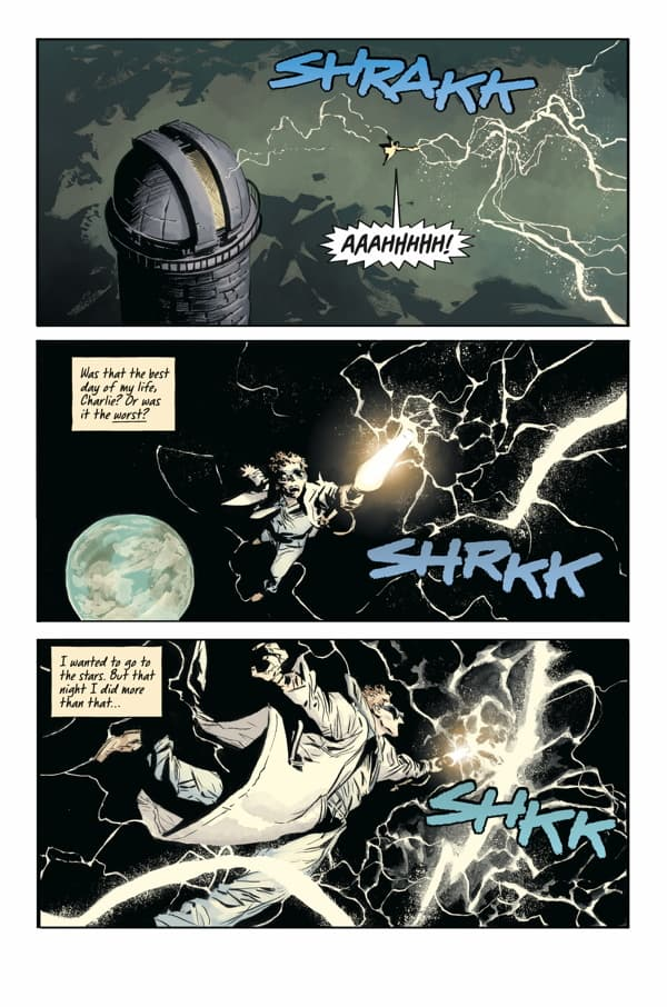 Doctor Star & The Kingdom of Lost Tomorrows #1 Preview Page 9
