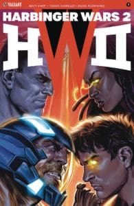Harbinger Wars 2 #1 - HW2 Icon Variant by Felipe Massafera