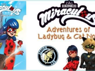 Miraculous Adventures Volume 1