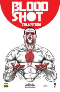 Bloodshot Salvation #7 – Pre-Order Edition by Ryan Bodenheim