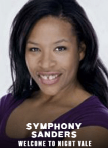 Symphoney Sanders appearing at C2E2 2018