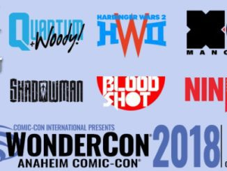 WonderCon 2018 - Valiant Entertainment