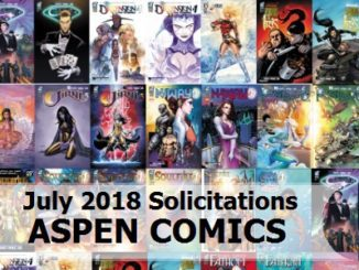 Aspen Comics July Solicits