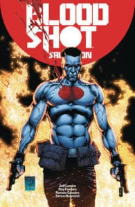 BLOODSHOT SALVATION #9 – Bloodshot Icon Variant by Shane Davis