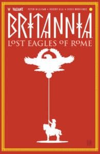 BRITANNIA: LOST EAGLES OF ROME – Variant Cover by David Mack