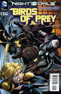 Birds of Prey (2011) #9