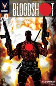 Bloodshot (2012) #0