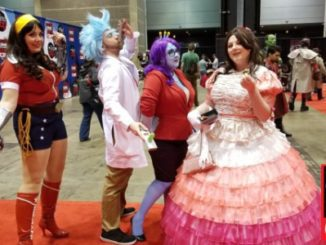 C2E2 Cosplay pics - Friday