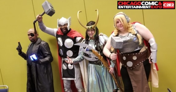 C2E2 Friday Pt. 4 feature