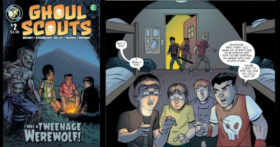 Ghoul Scouts Volume 2 #2