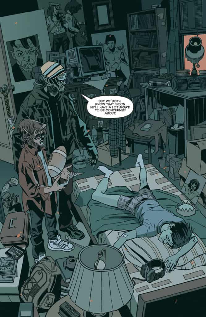 JUGHEAD: THE HUNGER #5
